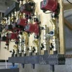 Аква13 — бойлер, отопление, отопление, сервопривод, для котла мощностью 40-130 квт