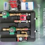 Аква2 — бойлер и отопление, сервопривод, UniControlMix, для котла мощностью до 35 квт