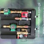 Аква2 — бойлер и отопление, сервопривод для котла мощностью до 35 квт