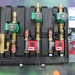 Аква3 — бойлер, отопление, отопление, два сервопривода, UnicontrolMix, для котла мощностью до 35 квт