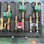 Аква3 — бойлер, отопление, отопление, сервопривод,  для котла мощностью до 35 квт