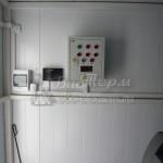 Автоматика управления пеллетной котельной