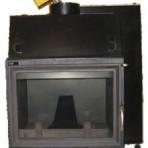 Традиционный камин DGP 8 кВт (дрова – 19 кВт)