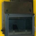 Камин с водяной рубашкой PW 8 кВт (дрова — 19 кВт)