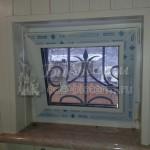 Окно для вентиляции в котельной