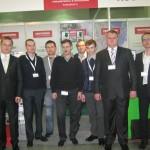 Во второй день выставки с вами работали специалисты продвигающие бренд Kostrzewa на российский рынок