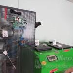Стенд GSM системы упраления Кситал в офисе компании