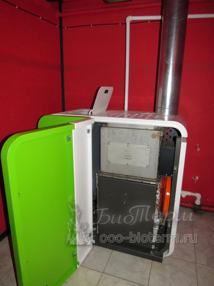 Котлы на пеллетах автоматическая очистка теплообменника Уплотнения теплообменника Анвитэк AX 016 Чебоксары
