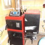 Пеллетный котел termodinamik EKYS 17 кВт