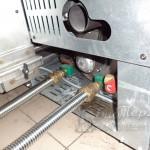 Подключение к системе отопления автоматического пеллетного котла