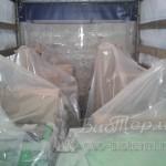 Kostrzewa Pellets 100 пришли на склад в Москву
