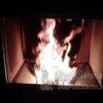 Процесс горения в топке - кадр 3