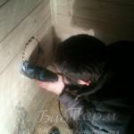 Процесс монтажа дымохода для пеллетного камина