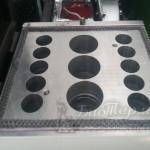 Алюминиевый теплообменник пеллетного котла