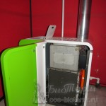 Пеллетный котел Экофорест с автоматической очисткой теплообменника
