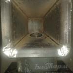 горелка в автоматическом угольном котле Emtas