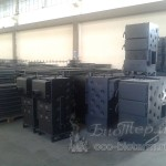 склад производителя пеллетных и твердотопливных котлов