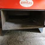зольник котла на пеллетах Emtas BioTerm
