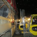 600 кВт пеллетный котел на складе в Москве