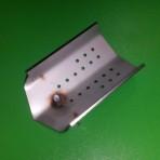 Железная площадка для пеллет PLATINUM BIO — 16 квт