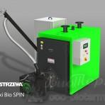 Pellets MAXI BIO SPIN 200квт